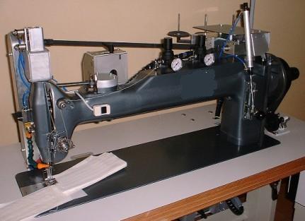 sewing machine sailmaking