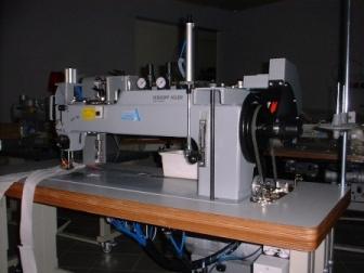 sailmaking sewing machine